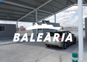 PASO FRONTERIZO BALEARIA (PUERTO DE VALENCIA) -ANTAR 33
