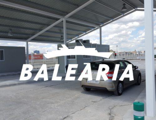 PASO FRONTERIZO BALEARIA (PUERTO DE VALENCIA)
